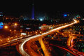 Night scenes of Cairo, Egypt