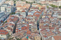 Rooftops and Streets of Nice
