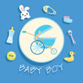 baby arrival background