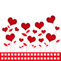 valentine flower background for valentine day