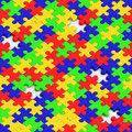 Puzzle texture