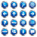Web Site & Internet Icons - SET ONE