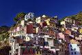 Riomaggiore buildings