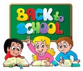 Back to school thematic image 1