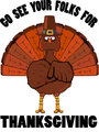 The Turkey Message.