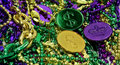 Mardi Gras Beads & Coins
