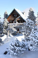 Mountain chalet
