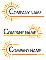 Corporate symbol templates
