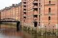 Speicherstadt in Hamburg