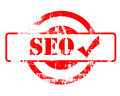 SEO approved red stamp