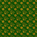 Rich Holiday Damask