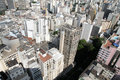 Skyline of Sao Paulo 