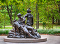 Women's Vietnam memorial in Washington