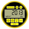 2013 New Year modern digital gas manometer