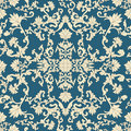 Seamless pattern oriental