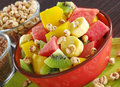Fruit Salad with Cereals