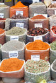 Spices and Herbs in Market