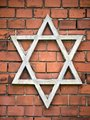Star of David-Wall-red
