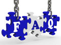 FAQ Means Frequently Asked Questions