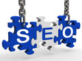 Seo Means Search Engine Optimization And Promotion