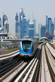 The Dubai Metro is becoming increasingly popular