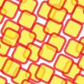 Abstract seamless pattern with squares