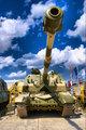 Self-propelled 152 mm howitzer 2S19 MSTA-S