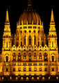 Budapest Parliament building (detail)