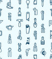 Seamless tool icon background