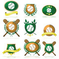 Baseball badges