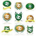 Soccer badges