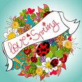 Fresh love spring