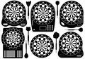 Set Of Electronic Dartboards