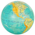 Terrestrial globe