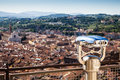 Florence panoramic view
