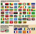 Flags of African States