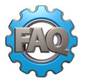 faq and gear wheel