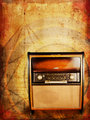 Vintage radio