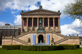 Old National Gallery in Berlin