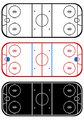 Ice Hockey Field