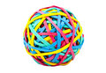 Rubber (Elastic) Band Ball