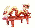 Dragon designed chair