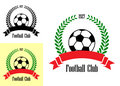 Football club emblems