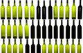 Some bottles of wine