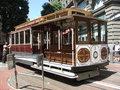 Famous San Francisco Cable Car
