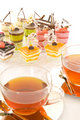 Tea and confectionery