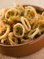 Calameres Frito- Deep Fried Squid Rings