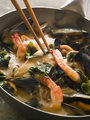 Japanese Seafood and Wakame Seaweed Curry