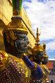 Yaksha demon guards