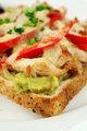 Chicken Open Grill Sandwich